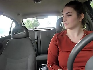 babe, big ass, big tits, black, blackmail, blowjob, car, cock, couple, cum, cumshot, doggystyle, hottie, orgasm, outdoor, public, riding