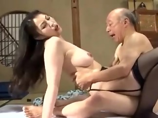 grandpa, hardcore, japanese