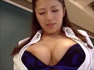 asian, big tits, hardcore, japanese, teacher