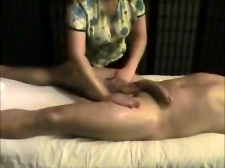 cfnm, handjob, massage