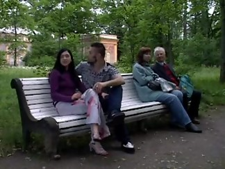 group sex, public, russian, sex