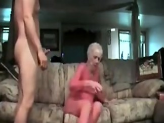 couple, doggystyle, facial, granny, hardcore, sex, slut