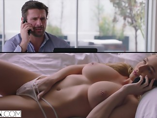 babe, big tits, blonde, blowjob, boss, cheating, cowgirl, doggystyle, facial, female choice, hardcore, licking, pornstar, pussy, reverse, riding, sex, spooning, subtitles
