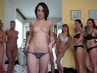 european, group sex, party, sex, tied