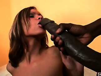 bbc, big dick, black, blonde, blowjob, ebony, handjob, hardcore, interracial, pink, pussy, threesome