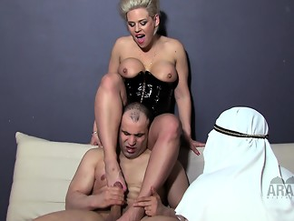american, arab, bdsm, big tits, blonde, cuckold, femdom, fetish, foot fetish, mistress, slave
