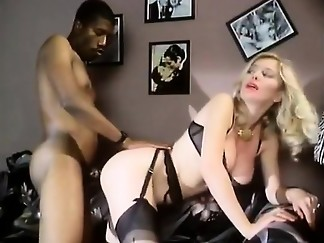 blonde, classroom, fingering, hardcore, interracial, licking, milf, moaning, stockings, vintage