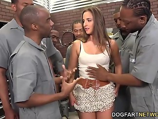 bbc, big dick, black, blowjob, bukkake, cum, cumshot, dogfartnetwork, facial, fart, fuck, gangbang, interracial, work