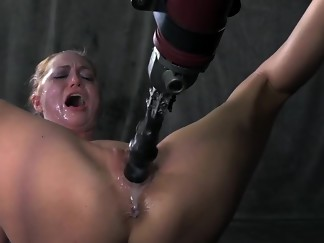 bdsm, bondage, fuck, hardcore, machine, toys
