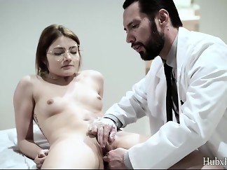 brunette, doctor, fisting, hardcore, hd videos, medical, sex