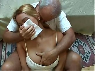 blonde, sex, sleeping