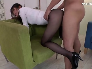 hardcore, hd videos, heels, neighbor, stockings