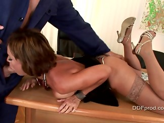 amateur, big dick, blowjob, brunette, cock, european, facial, handjob, hardcore, heels, milf, oral, pornstar, tied