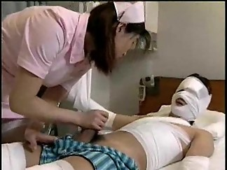 Nurse Sex Therapy (Japanese)